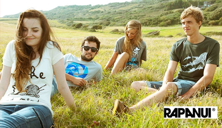 Rapanui organic Clothing